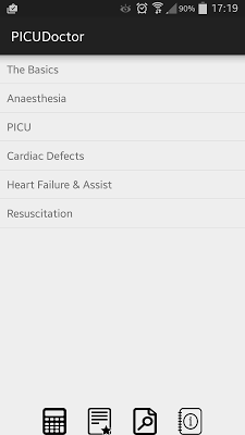 PICUDoctor 5 - Cardiac Guide - screenshot