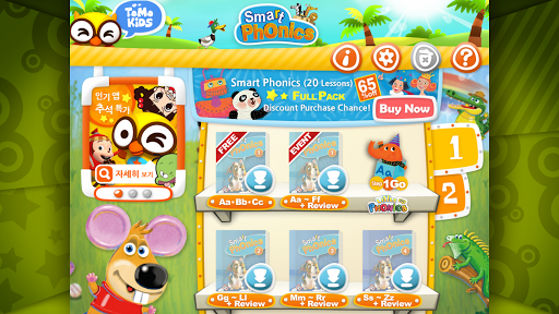 免費下載教育APP|ABC Smart Phonics by ToMoKiDS app開箱文|APP開箱王
