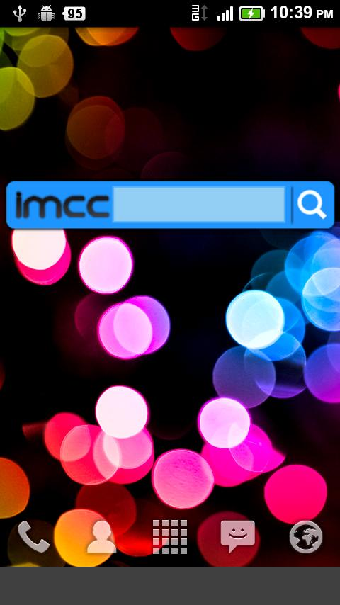 IMCC Network- screenshot