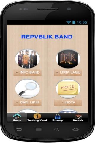 Lirik Lagu Republik Band