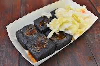 黑皮臭豆腐