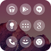 Kitkat Go Apex Nova Icon Theme