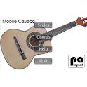 Mobile Cavaquinho Free ukulele logo
