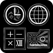 XIII JAPAN-Silver Icon&WP