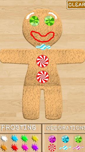 Gingerbread Man Creator