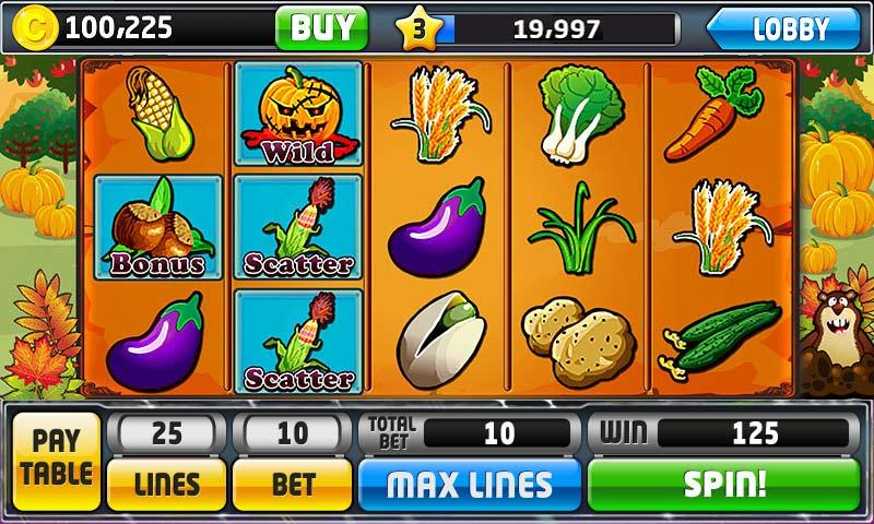 Slots Farm - slot machines - screenshot