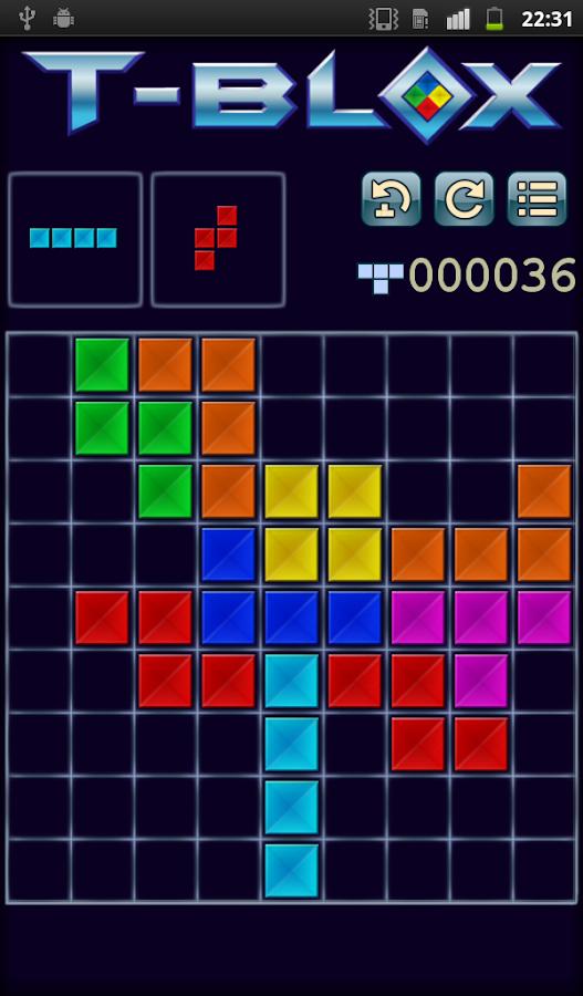 T-BLOX NoAds- screenshot