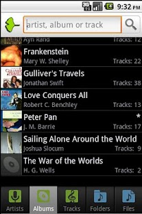 Ginkgo Audio Book Player - screenshot thumbnail