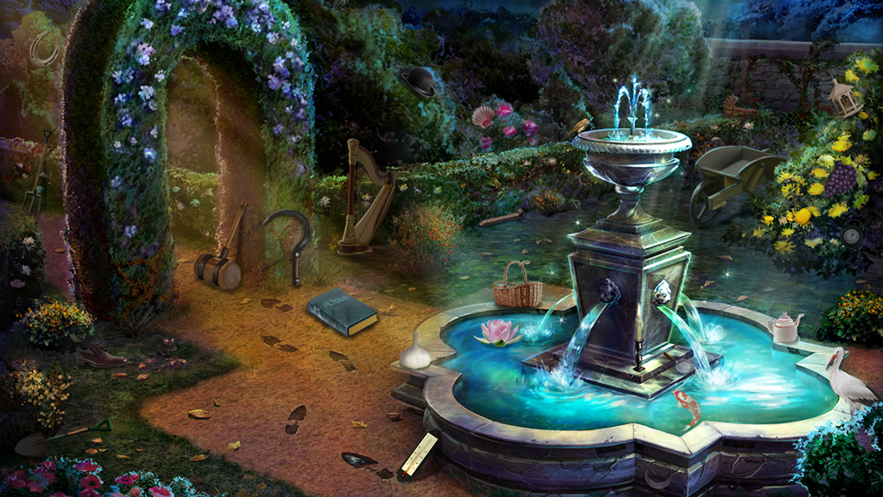 free online hidden object mystery games no time limits