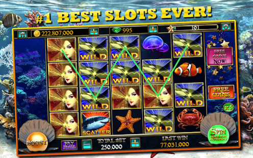 IOS / Android - Free Cleopatra Mobile Slot Machine