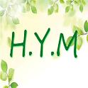 H.Y.M logo
