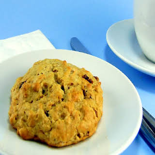 Oatmeal Scones with Dates.