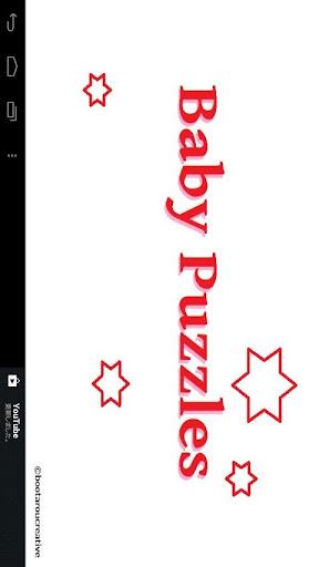 赤ちゃん パズル フリー baby puzzles free