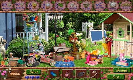 Garden Escape Hidden Objects 70.0.0 screenshot 797591