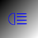 Flashlight Galaxy S3, S2 icon
