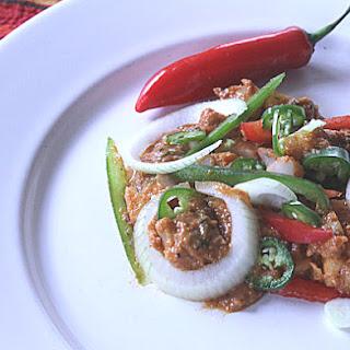 How to Make British Indian Restaurant (BIR) Prawn Jalfrezi Recipe