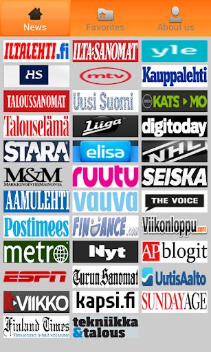 Suomen Sanomalehdet.