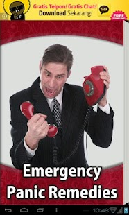 Emergency Panic Remedies - screenshot thumbnail