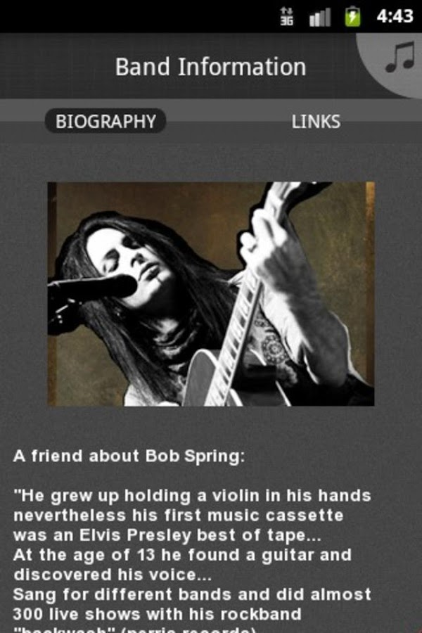 Bob Spring - screenshot