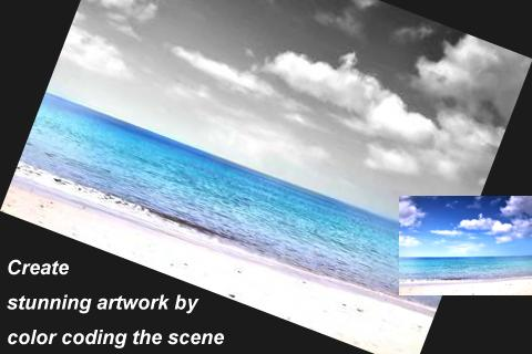 Photo Painter Free - screenshot