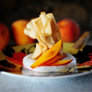 Quick-and-Easy Peach Parcels.