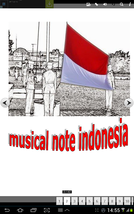 MUSICAL NOTE INDONESIA- screenshot