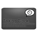 Talking Clock icon