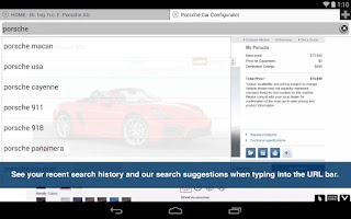 Screenshot of Photon Flash Player & Browser