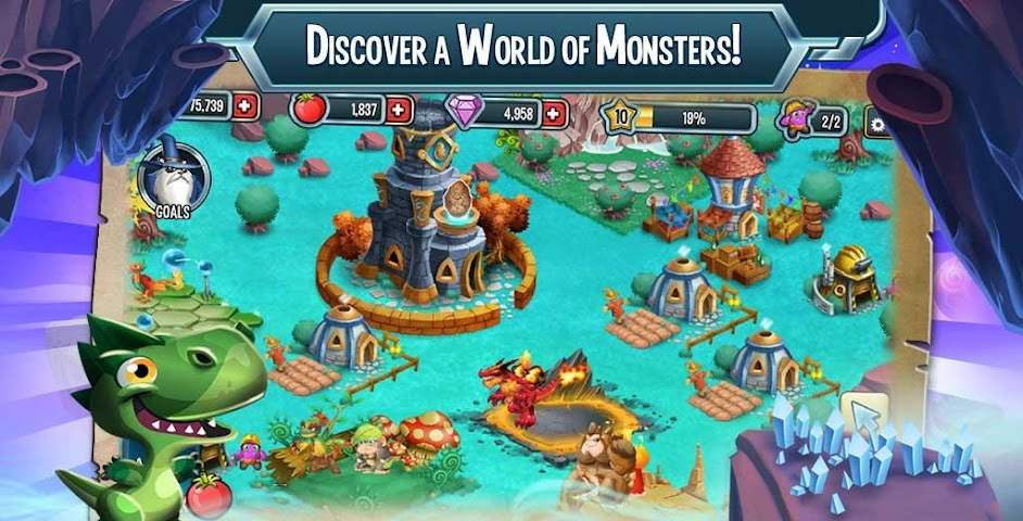android Monster Legends Screenshot 8