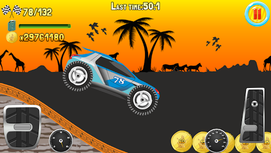 Hill Climb Truck Race screenshot 4