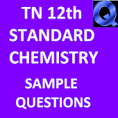 12th Chemistry Question Bank