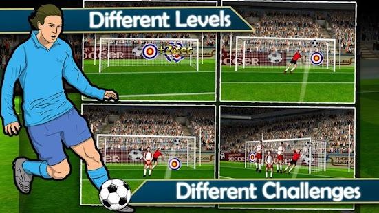 A Real Football Soccer Games - screenshot thumbnail