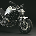 Ducati Monster 696 Theme logo