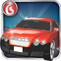 Smooth 3D Car Racing icon