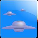 OMG UFOs ! logo