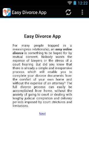 Easy Divorce Online