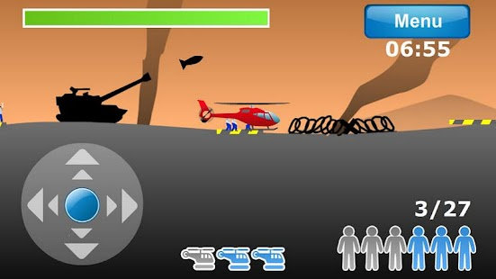 Helicopter Air Rescue LITE - screenshot thumbnail
