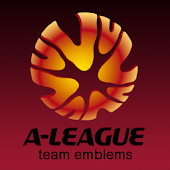 A-League teams emblems