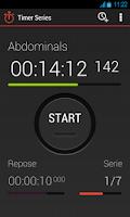 Screenshot of Timer Series