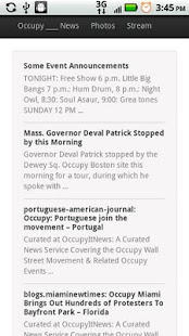 Occupy Everything- screenshot thumbnail