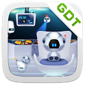 Captain Bot GO Super Theme icon