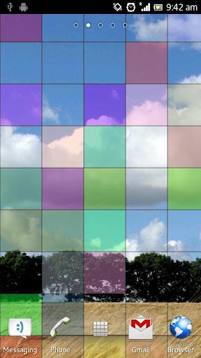 【免費個人化App】Quad Live Wallpaper Free-APP點子