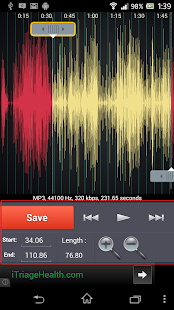 Ringtone Maker ( Mp3 Cutter) - screenshot thumbnail