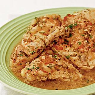 Dijon Mustard Chicken Fricassee