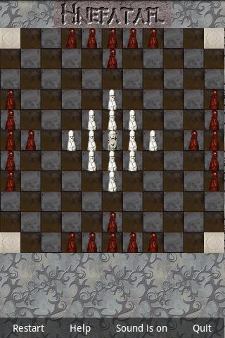 Hnefatafl - King's Table FREE- screenshot