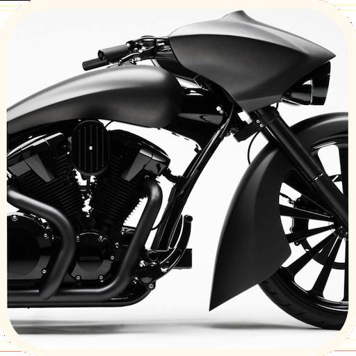 定制摩托车游戏 LOGO-APP點子