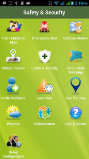 Rapid Protect Family Tracker - screenshot thumbnail
