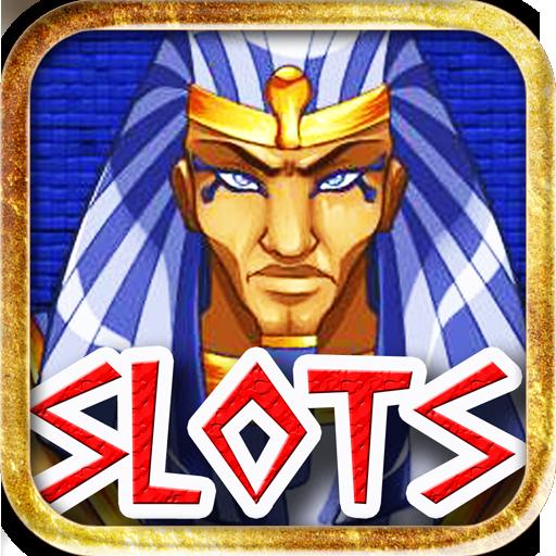 Egypt Pharoah Slots - Casino LOGO-APP點子