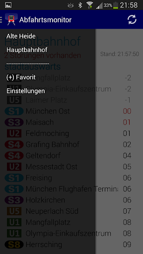 【免費交通運輸App】Abfahrtsmonitor-APP點子