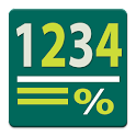 Multifunctional calculator icon